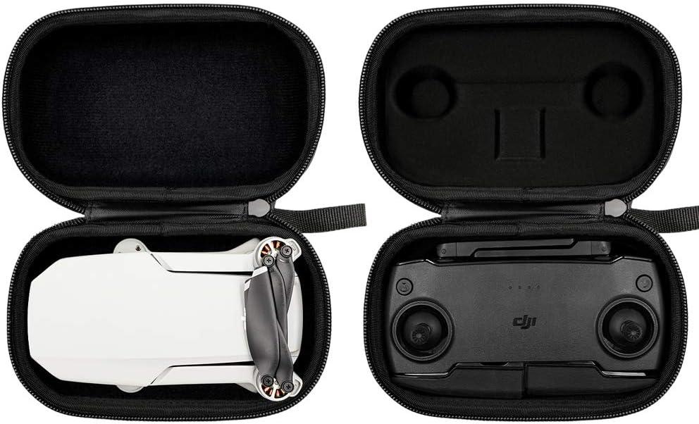 MAXCAM Mini Case for DJI Mavic Mini, Drone Bag + Remote Controller Bag (Drone and Remote Controller NOT Included)