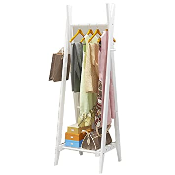 Amazon.com: QiangDa-yimaojia QIANGDA Coat Hat Floor Standing ...
