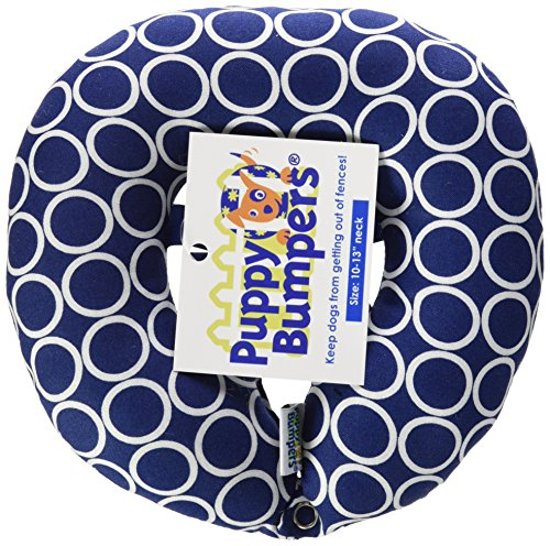Puppy Bumper - Keep Your Dog on the Safe Side of the Fence - Classic Blue by Puppy Bumpers