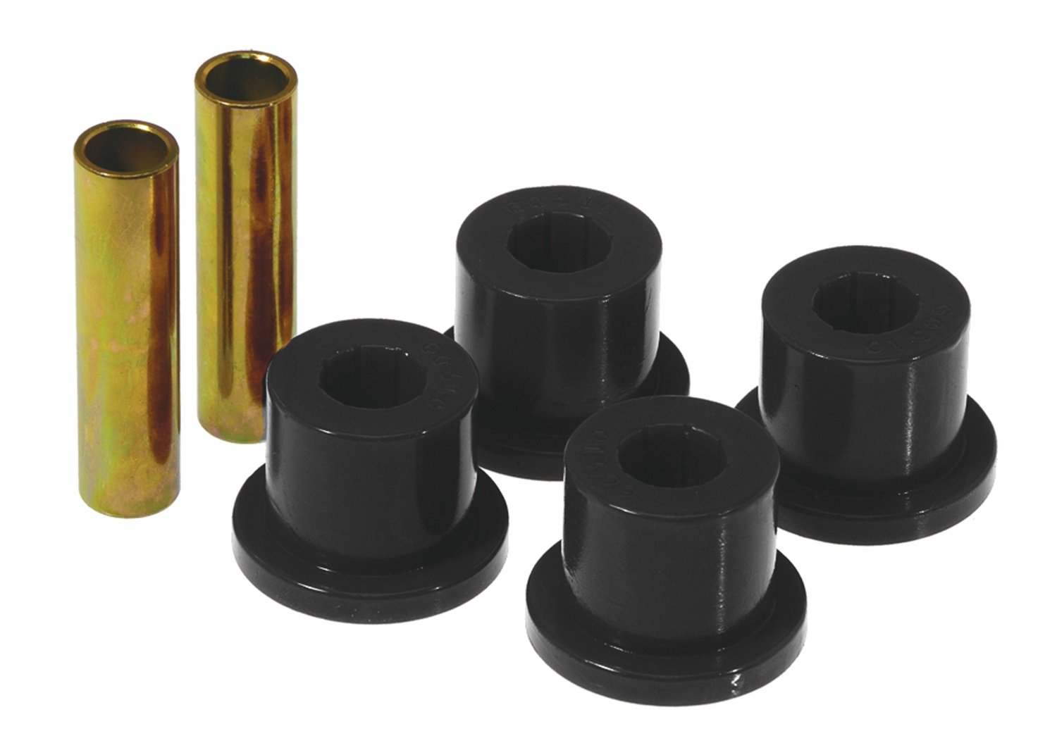 Prothane 7-803-BL Black Rear Frame Shackle Bushing Kit