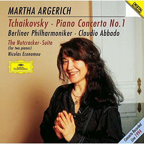 クラウディオ・アバド(指揮) マルタ・アルゲリッチ(ピアノ) / ピョートル・チャイコフスキー:ピアノ協奏曲第1番、他