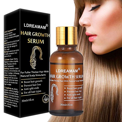 Hair Serum Hair Growth Serum Hair Growth Essence Hair