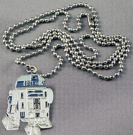 Lámpara de techo Star Wars Metal esmaltado R2D2 Robot ...