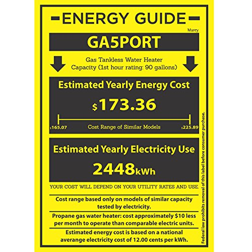 Buy gas water heater for the money