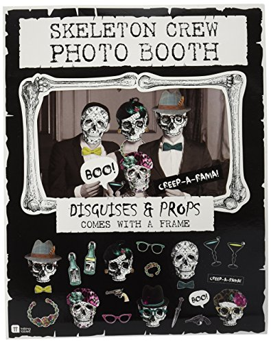 Talking Tables Halloween Photo Booth Props | Paper, 22 Disguises]()