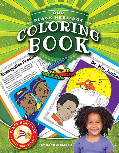 Search : Our Black Heritage Coloring Book