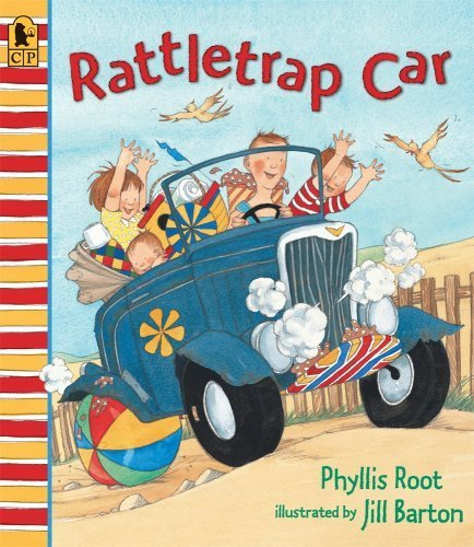 Rattletrap Car Big Book by Phyllis Root (2009-06-09)