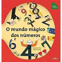 O mundo mágico dos números (Tan Tan) (Portuguese Edition)