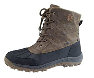 Amazon.com | Rocky Moose Men's Winter Snow Boots Michigan ...