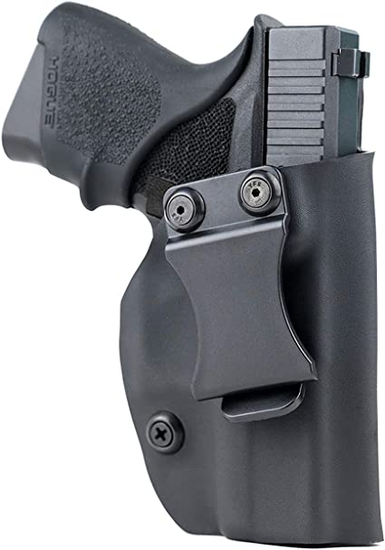15 Deg Cant Adjustable Retention IWB Holster Springfield XDs 4.0