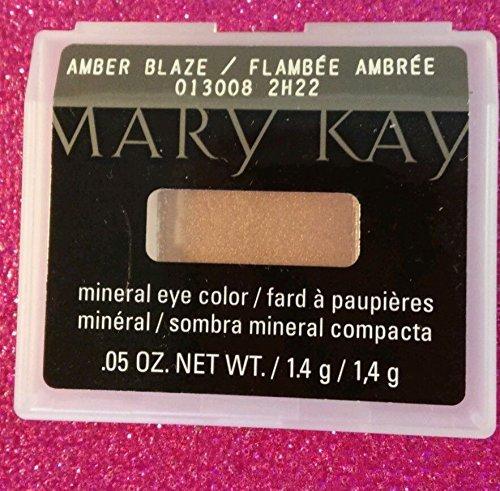 - Mary Kay Mineral Eye Color Amber Blaze