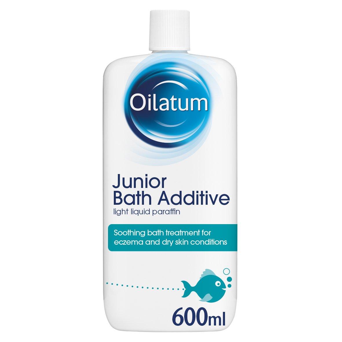OILATUM JUNIOR BATH EMOLLIENT 600ML GSK Consumer Healthcare 60000000106820
