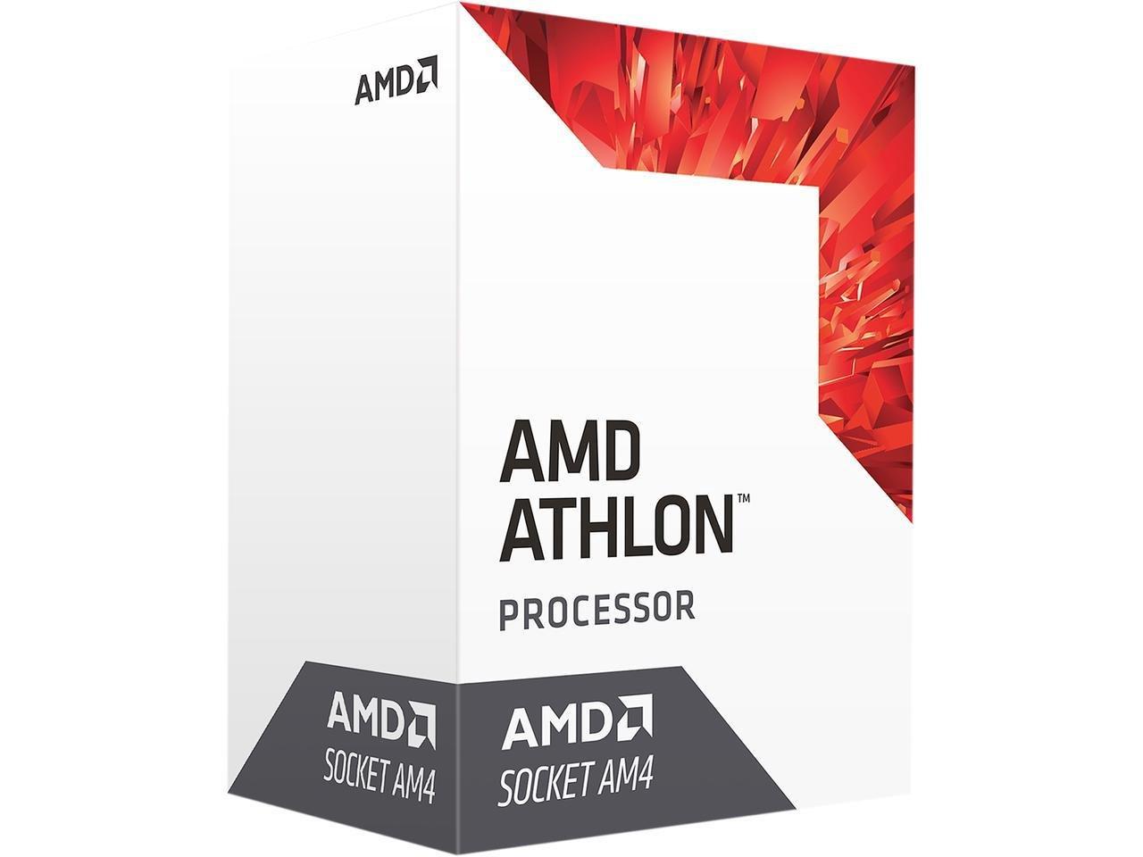 AMD AM4 Athlon X4 950 Prozessor 3,80GHz, 4 x Core, 2MB, 65W