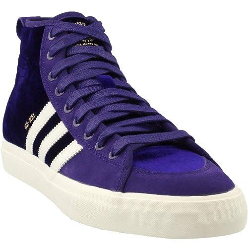 b1d047b349aab adidas Matchcourt High RX Nakel Smith Skate Shoes
