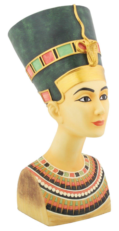 YTC Med Collectible Figurine Statue Sculpture Figure Model Nefertiti