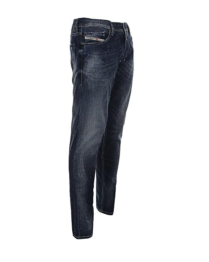 Amazon.com: Diesel Tepphar - Pantalones vaqueros para hombre ...