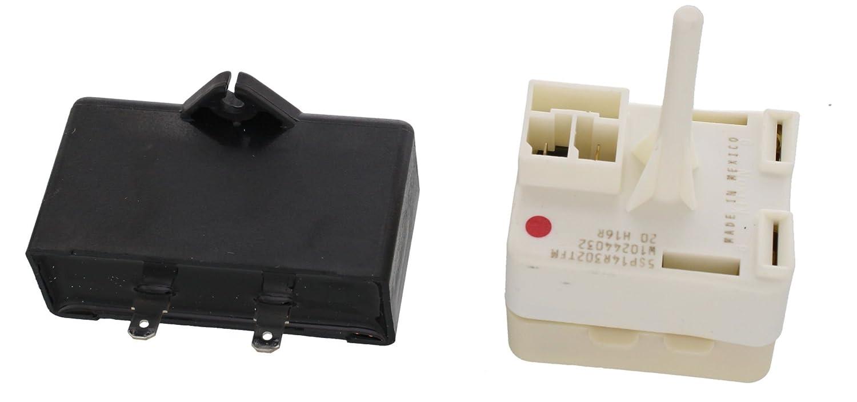 W10613606 Whirlpool Maytag Amana Compressor Relay Device W10613606