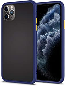 CYRILL Color Brick Designed for Apple iPhone 11 Pro Case (2019) - Navy