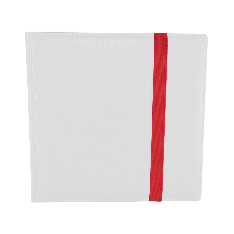 Dex Protection 12-pocket Binder - White