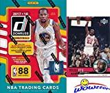 2017/18 Panini Donruss NBA Basketball EXCLUSIVE Factory Sealed Retail Box with AUTOGRAPH or MEMORABILIA Card! Plus BONUS VINTAGE Michael Jordan Bulls Card! Look for Jayson Tatum, Lonzo Ball & More!