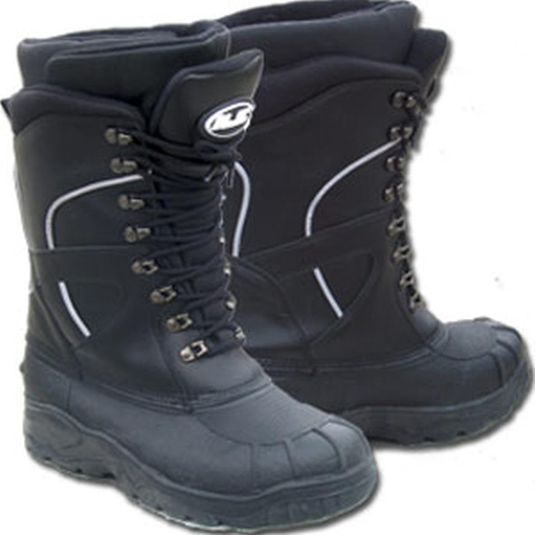 HJC Extreme Men's Snow Boots (Black, Size 11)