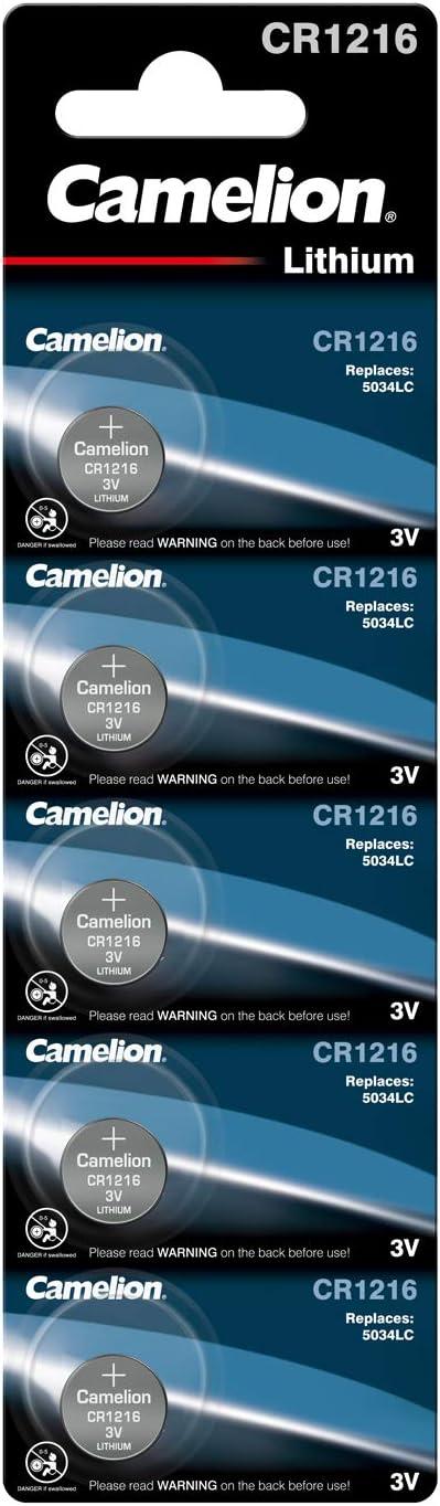 3Volt CR1216 convenzionale moneta cella LITIO x2