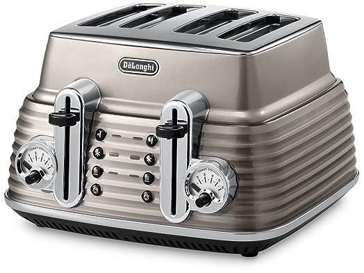 DeLonghi Toaster Scultura CTZ4003BG 1800 W