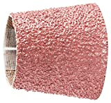 PFERD 41355 Tapered Type Abrasive Spiral Band, Aluminum Oxide A, 1-1/8 to 7/8'' Diameter x 1-3/16'' Length, 40 Grit (Pack of 100)
