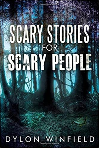 Scary Stories for Scary People (Raven-Man Mythos) (Volume 1