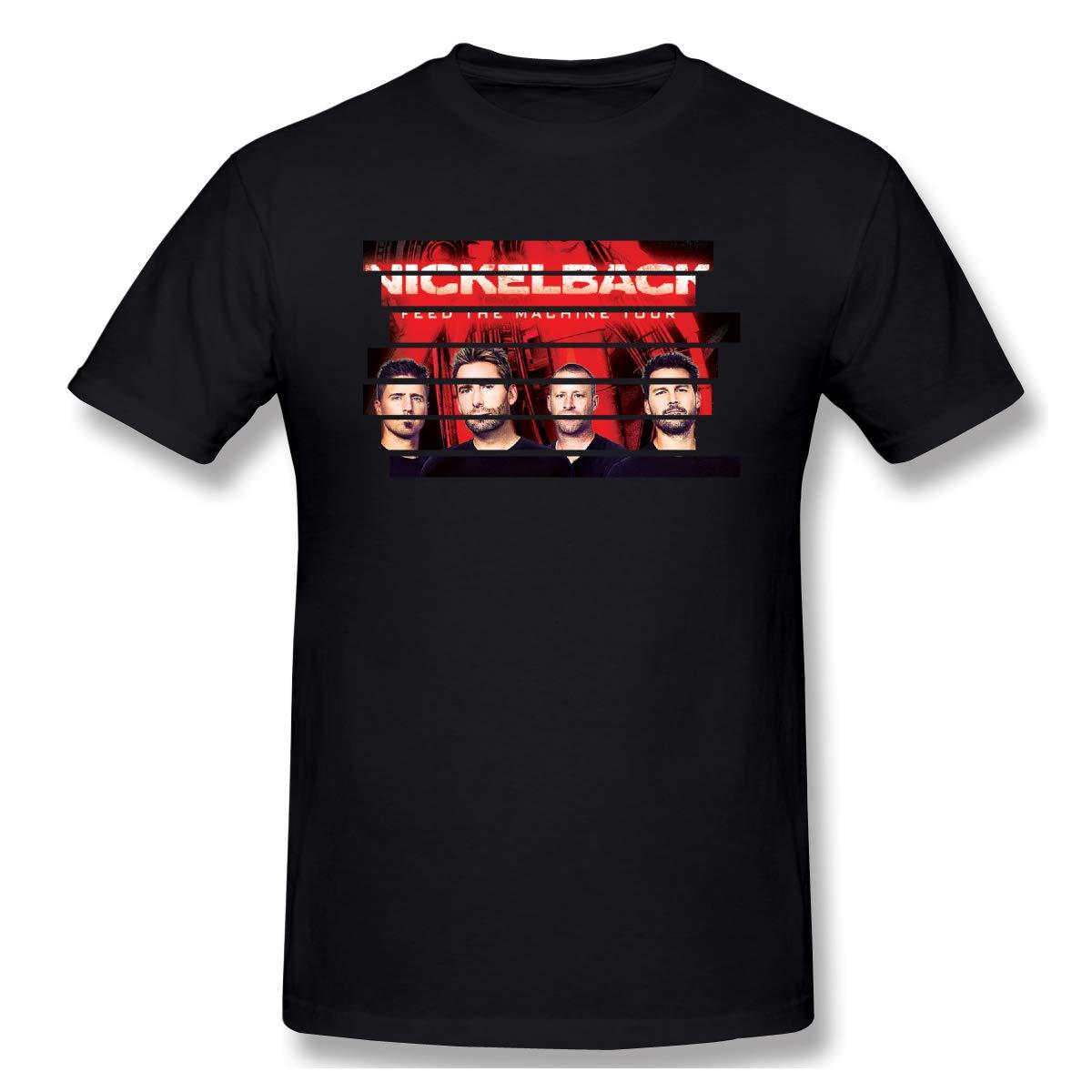Alwaysuv S Logo Of Nickelback Sport Ts Shirts