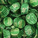 bulk chocolate green foil reeseu0027s cups