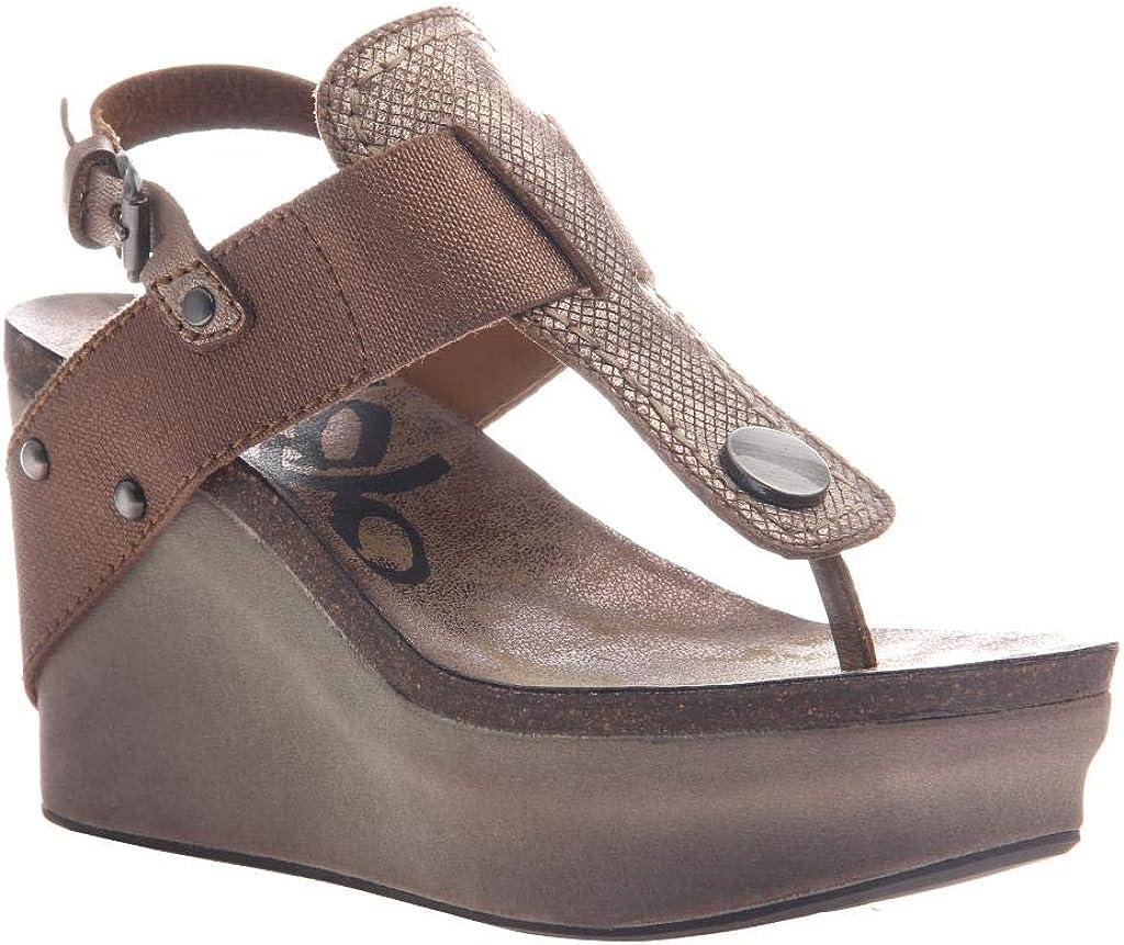 OTBT Womens Joyride Wedge Sandals