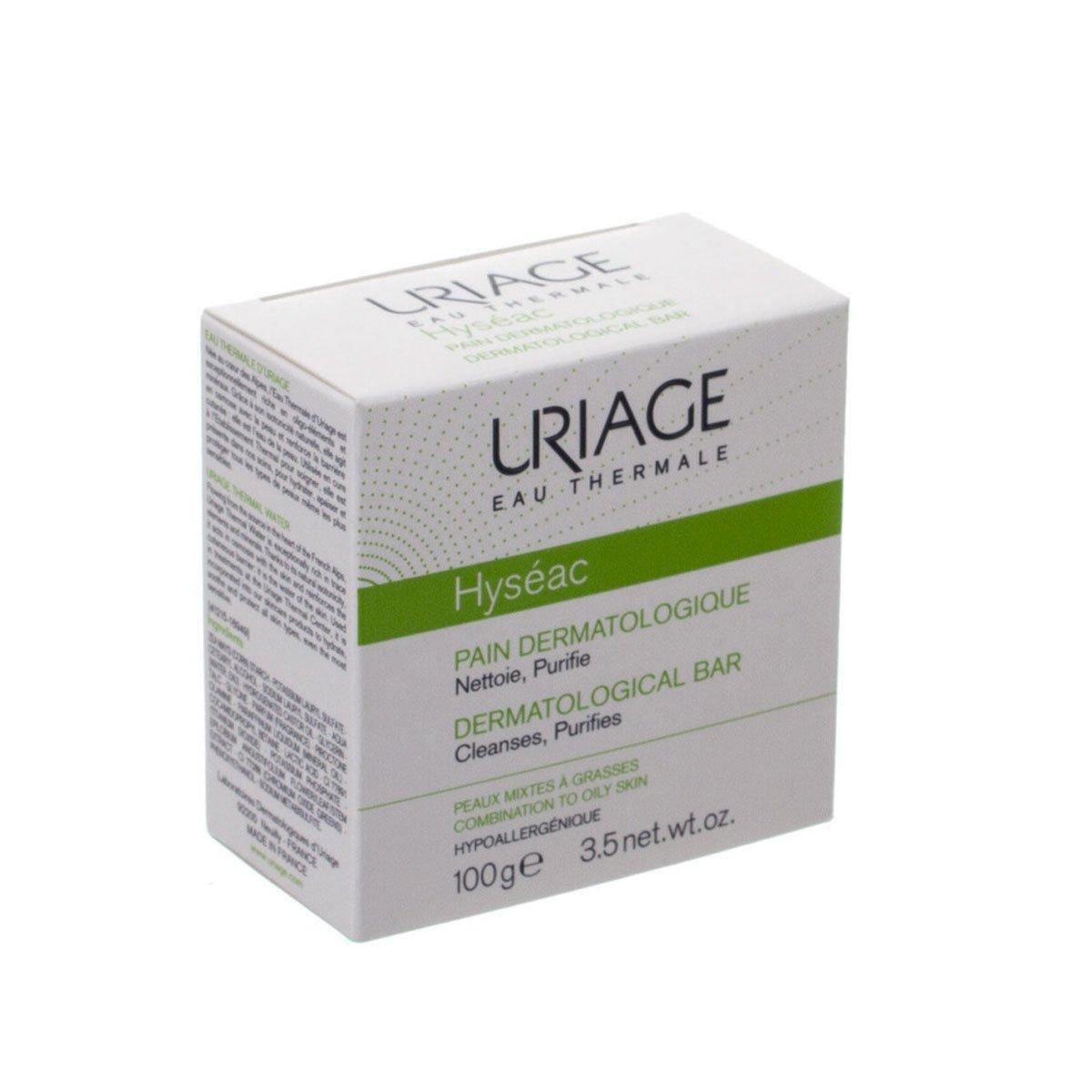Uriage Hyseac Pain Dermatologico 100g