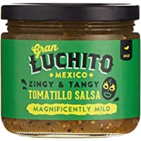 Gran Luchito Zingy and Tangy Tomatillo Salsa, 300 g