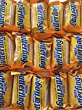 Butterfingers - Nestle Butterfinger Fun Size Small Chocolate Bars, 3 LB Bulk Candy