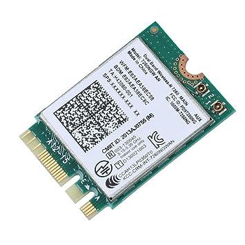 ASHATA NGFF M2Tarjeta de Red Inalámbrica Bluetooth 4.0 2.4 ...