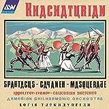 Khachaturian: Spartacus, Gayaneh, Masquerade
