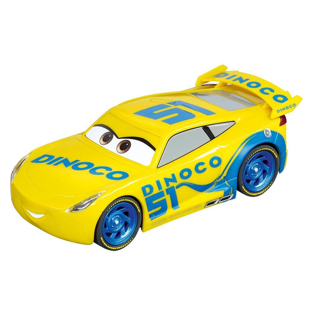 Amazon.com: Carrera Evolution Disney/Pixar 3 Race Day Slot Car Track Set: Toys & Games