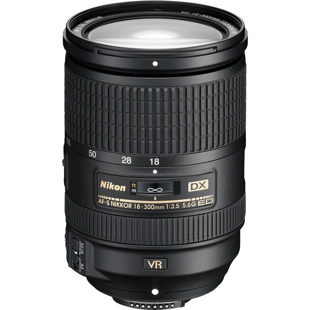 Nikon AF S DX VR mm G ED Objetivo con montura para