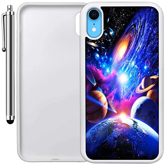 Amazon Com Custom Case Compatible With Iphone Xr Space