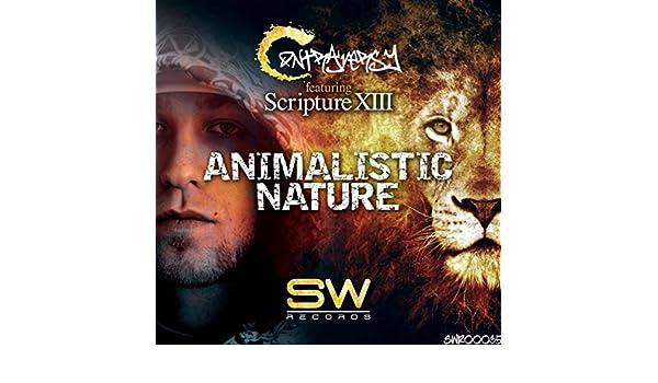 animalistic nature