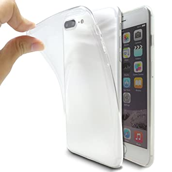 dead73670c iPhone7 Plus/iPhone8 Plus クリアTPU ケース カバー i Phone7 アイフォン アイフォン7 iPhone7Plus  iPhone