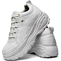 Tênis Sneaker Buffalo Sapatofran Plataforma Conforto Feminino