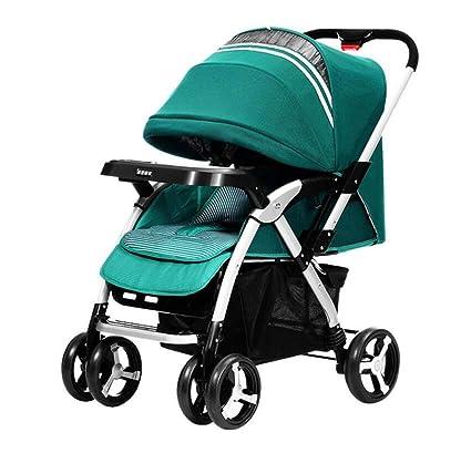 carrito de bebé hacia abajo Paisaje alto Suspensión plegable ...
