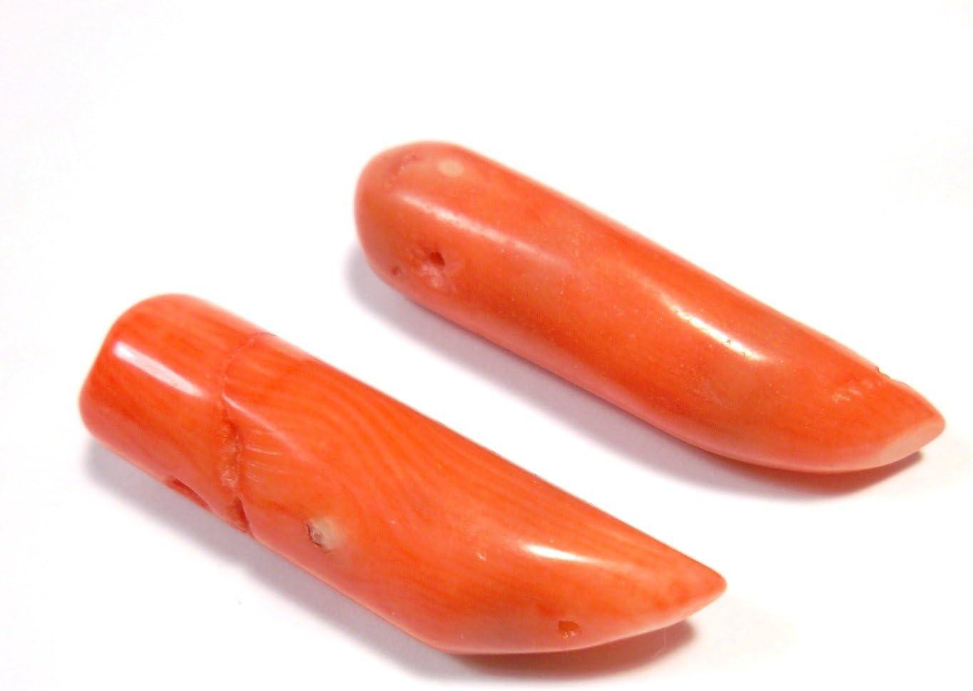 Italiano Natural Perlas de Coral Rojo Koral Color Piedra Preciosa Piedra Natural témpanos de Hielo para Joyas Cadena Manualidades Coral Beads G637