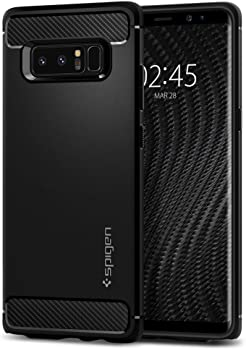 Spigen Rugged Armor Designed for Samsung Galaxy Note 8 Case (2017)