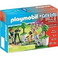 PLAYMOBIL® Children with Photographer Building Figure