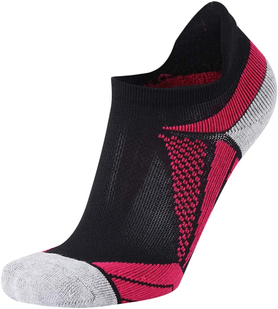 HAPYCEO Athletic Performance Cushioned Blister Resist No Show Running Cycling Socks for Men and Women