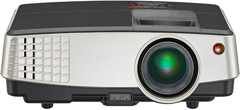 Mini proyector 2600 lúmenes Proyectores de Video LED portátiles ...
