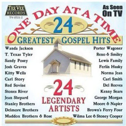 One Day At A Time: 24 Greatest Gospel Hits by Various